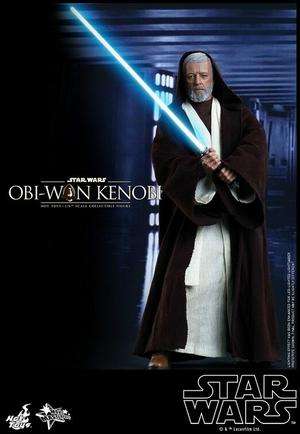Obi-Wan Kenobi Sixth Scale Figure - Hot Toys