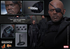 Hot Toys - Nick Fury Sixth Scale Figure