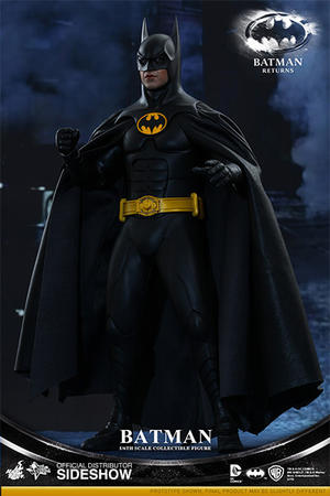 Batman Returns - Batman and Bruce Wayne Sixth Scale Figure Set - Hot Toys