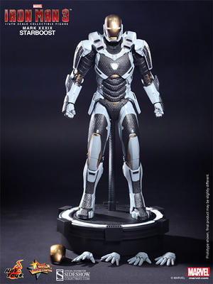 Hot Toys - Iron Man Mark 39 XXXIX Starboost Marvel Sixth Scale Figure