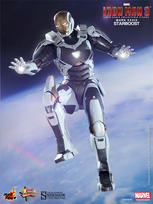 Hot Toys - Iron Man Mark 39 XXXIX Starboost Marvel Sixth Scale Figure