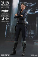 Hot Toys - Maria Hill Sixth Scale Figure