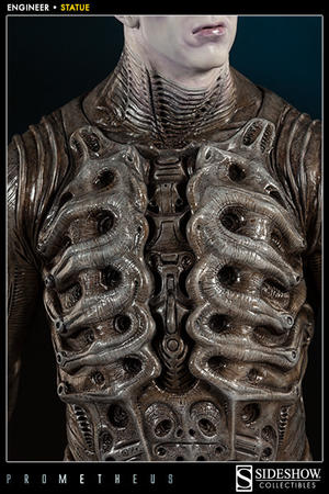 Prometheus: Engineer Statue Sideshow Collectibles