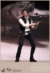 Hot Toys - Han Solo Sixth Scale Figure