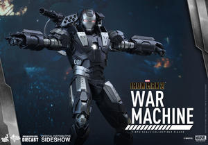 Hot Toys - War Machine Sixth Scale Figure