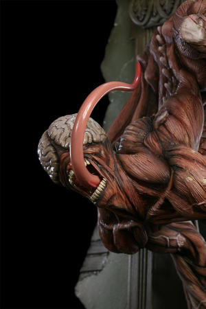 Resident Evil: Licker Diorama