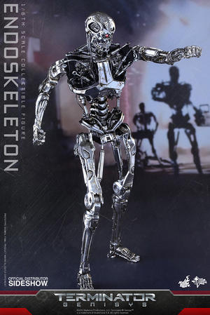Hot Toys - Endoskeleton Sixth Scale Figure