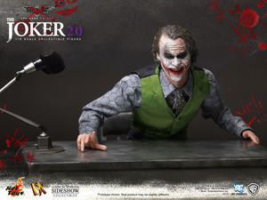 Batman Dark Knight : THE JOKER 2.0 DX Figure - Hot Toys