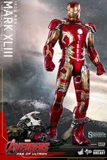 Avengers Age of Ultron  - Iron Man Mark XLIII 1/6 Figure Hot Toys