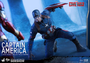 Hot Toys - Captain America Civil War Sixth Scale Figure