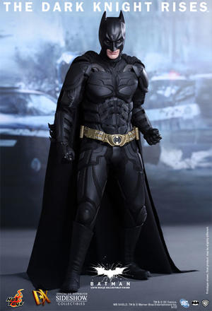 Hot Toys - Batman Dark Knight Rises DX 12 Sixth Scale Figure