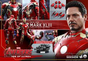 Hot Toys - Iron Man Mark XLIII Quarter Scale Figure