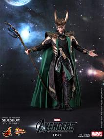 Hot Toys -  Loki sixth scale figure The Avengers