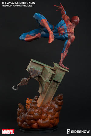 The Amazing  Spider-Man Premium Format Figure - Sideshow