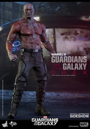 Hot Toys - Drax the Destroyer Sixth Scale Figure