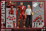 Hot Toys - Pepper Potts and Mark IX Sixth Scale Figure Set