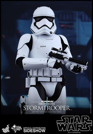 Hot Toys - The Force Awakens First Order Stormtrooper Sixth Scale Figure