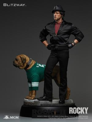 Rocky II: Rocky 1:4 scale Statue - Blitzway
