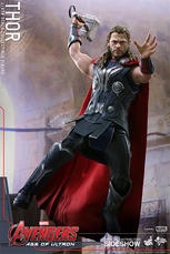 Hot Toys - Thor Age of Ultron Sixth Scale Figure