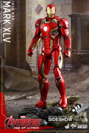 Hot Toys -  AoU Mark XLV Diecast Iron Man Sixth Scale Figure