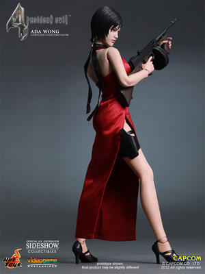 Resident Evil 4 : Ada Wong 1:6 scale figure Hot Toys