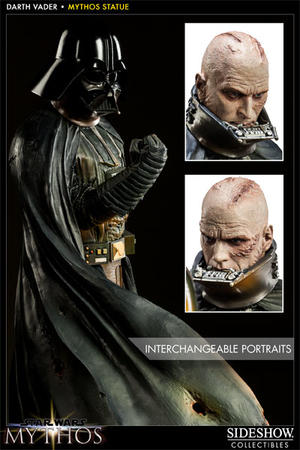 Darth Vader Mythos Polystone Statue : Sideshow Collectibles