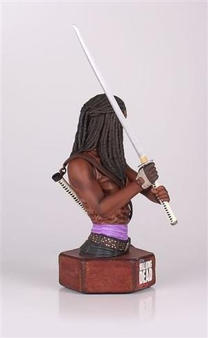 Michonne Mini Bust nr 16/750 - SDCC 2013 Exclusive