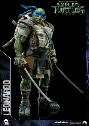 ThreeZero Teenage Mutant Ninja Turtles Leonardo 1/6 Collectible Figure