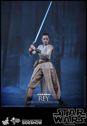 Hot Toys - Rey and BB-8 Sixth Scale Figure Set