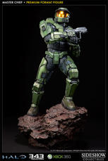 Halo Master Chief Premium Format - Sideshow Collectibles