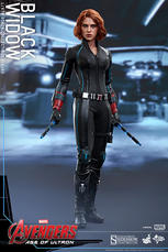 Avengers Age of Ultron - Black Widow 1/6 Figure  Hot Toys