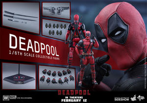 Hot Toys - Deadpool Sixth Scale Figure