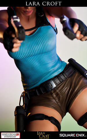 Tomb Raider: Temple of Osiris - Lara Croft 1:4 Scale Statue