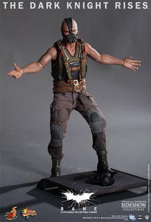 Bane Figure - Hot Toys