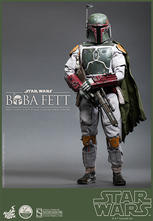 Hot Toys - Boba Fett Quarter Scale Figure
