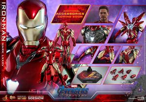 Hot Toys - Endgame Iron Man Mark LXXXV Sixth Scale Collectible Figure