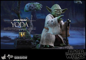 Star Wars : Yoda Sixth Scale Figure